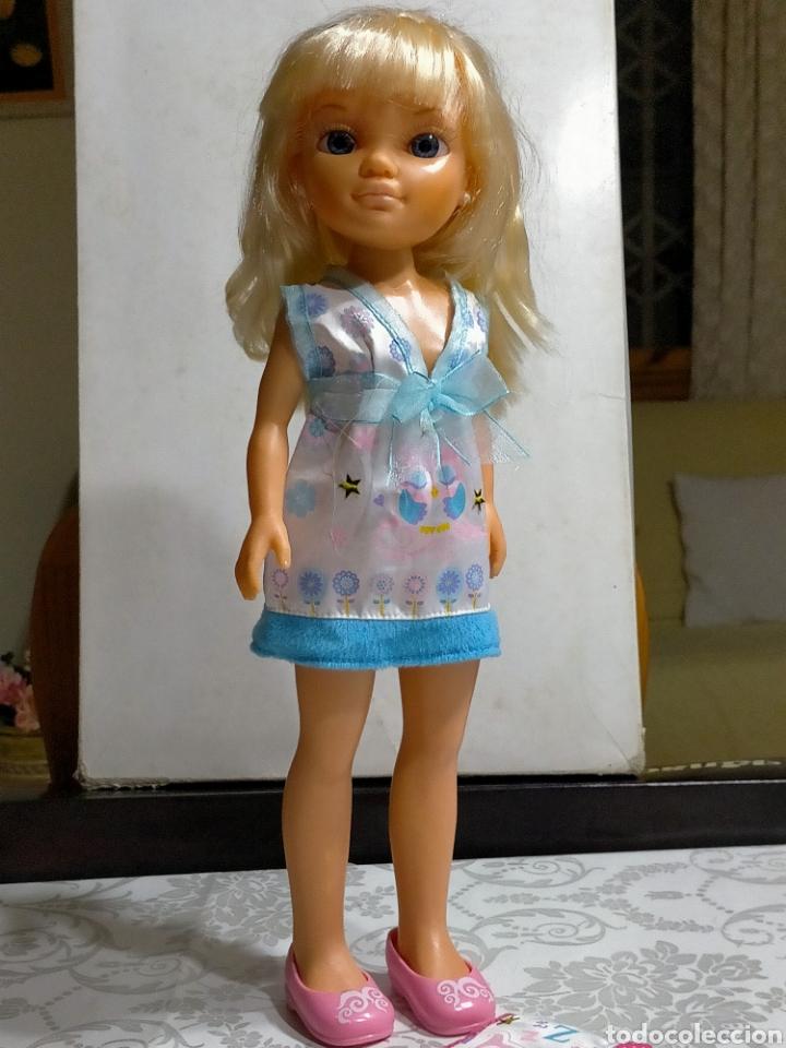 Muñecas Nancy y Lucas: Nancy con pijama y camisón - Foto 4 - 219774460