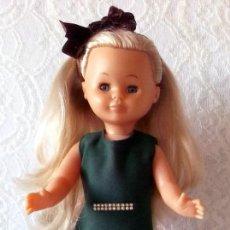 Muñecas Nancy y Lucas: VESTIDO NANCY ARTESANAL. Lote 221843707
