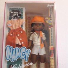 Muñecas Nancy y Lucas: PRECIOSA MUÑECA NANCY MINI SHORTS NUEVA Y SIN DESPRECINTAR. Lote 222078261