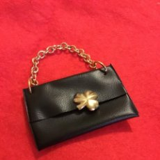 Muñecas Nancy y Lucas: BOLSO CHANEL NANCY DE FAMOSA TOTALMENTE ORIGINAL AÑOS 70 IMPECABLE ESTADO. Lote 222192191