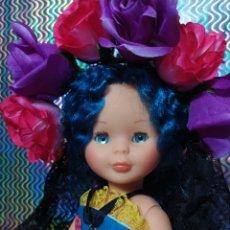 Muñecas Nancy y Lucas: NANCY CUSTOMIZADA.. Lote 222312683