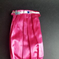 Muñecas Nancy y Lucas: NANCY VESTIDO FUCSIA ORIGINAL NEW. Lote 222717185