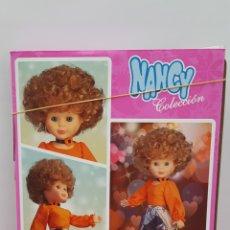Muñecas Nancy y Lucas: CAJA NANCY TUSSET PLEGADA. Lote 222998030