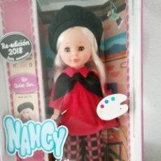 Bambole Nancy e Lucas: NANCY PINTORA REEDICION. Lote 223017512