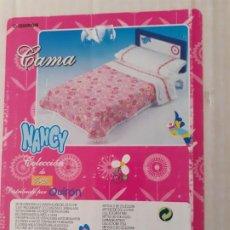 Muñecas Nancy y Lucas: CAMA NANCY.QUIRÓN.. Lote 223405357