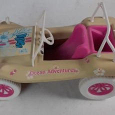 Muñecas Nancy y Lucas: COCHE BUGGY AVENTURAS EN EL OCEANO DE NANCY-OCEAN ADVENTURES. Lote 225868106