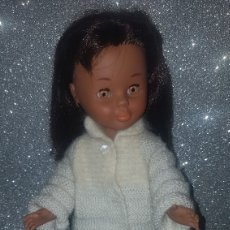 Muñecas Nancy y Lucas: ABRIGO DE LANA O CHAQUETA BLANCO BLANCA VALIDO PARA NANCY O MIYO. Lote 228216605