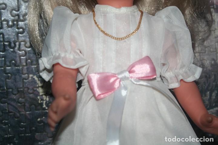 Muñecas Nancy y Lucas: vestido comunion original muñeca nancy - Foto 3 - 228315235
