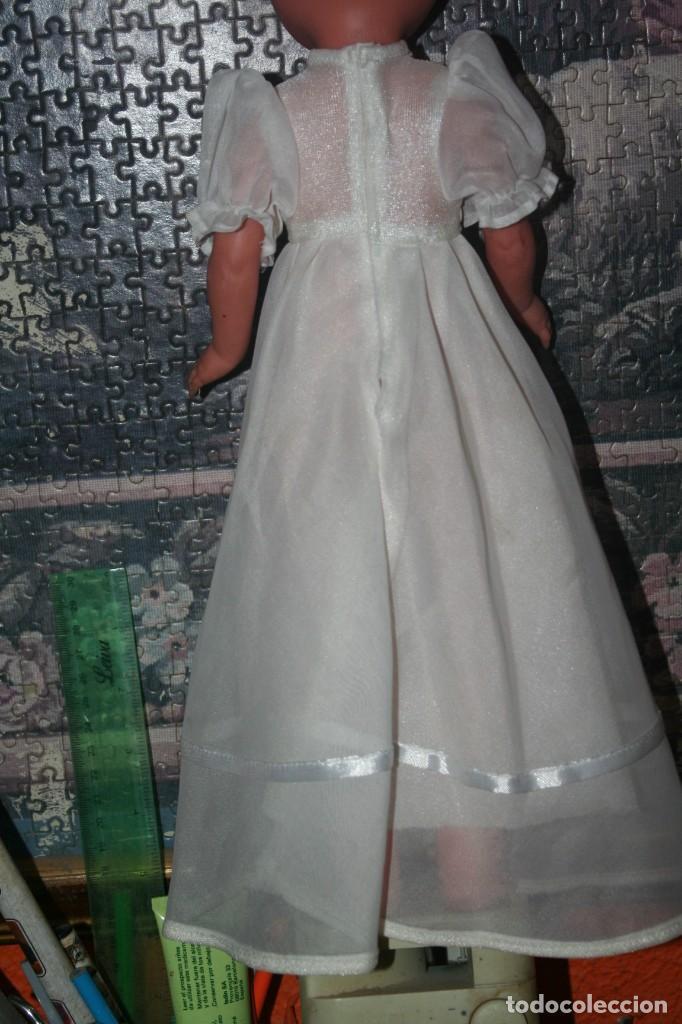 Muñecas Nancy y Lucas: vestido comunion original muñeca nancy - Foto 4 - 228315235