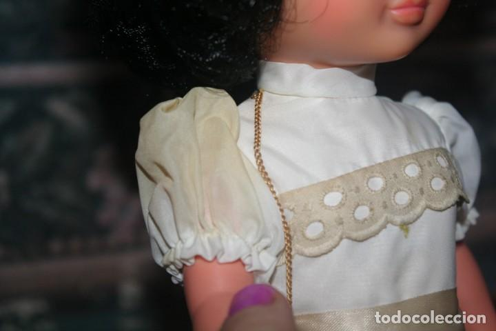 Muñecas Nancy y Lucas: vestido comunion original muñeca nancy - Foto 4 - 228315445