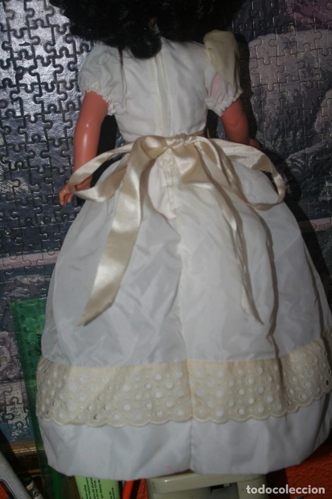 Muñecas Nancy y Lucas: vestido comunion original muñeca nancy - Foto 11 - 228315445