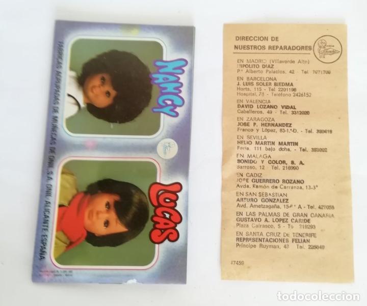 Muñecas Nancy y Lucas: MUÑECA NANCY SELENE DE FAMOSA, EN CAJA. CC - Foto 6 - 229480725