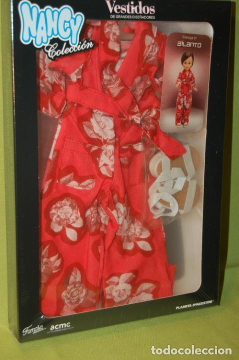 AILANTO Nº 31 NANCY PLANETA (Juguetes - Muñeca Española Moderna - Nancy y Lucas, Vestidos y Accesorios)