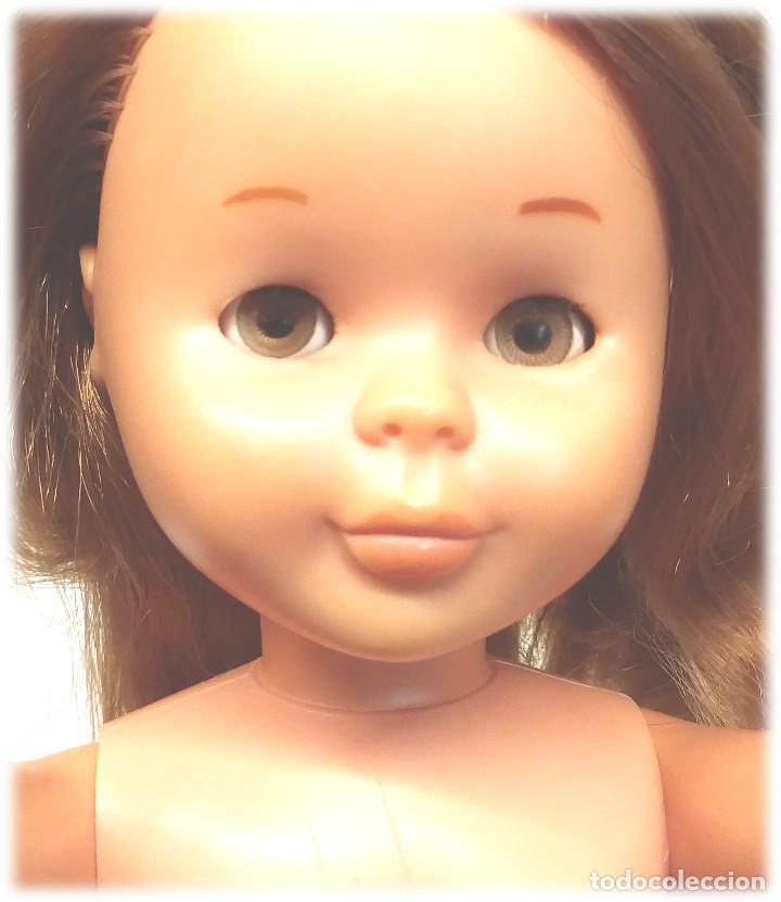 Muñecas Nancy y Lucas: Nancy Pelirroja Ojos Margarita Miel patabollo de Famosa años 70 - Foto 2 - 231702420