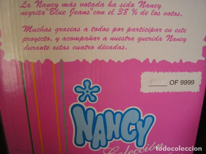Muñecas Nancy y Lucas: NANCY BLUE JEANS -REEDICIÓN - Foto 3 - 231852210