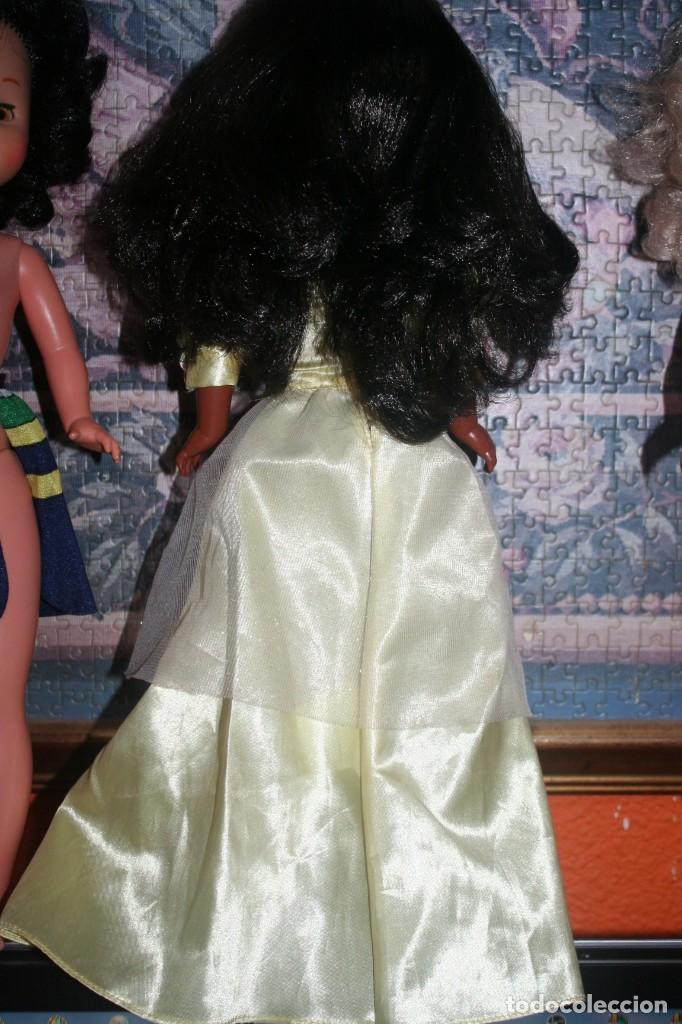 Muñecas Nancy y Lucas: muñeca nancy negrita patabollo pierna gordita - Foto 8 - 232027655