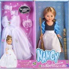 Muñecas Nancy y Lucas: NANCY CENICIENTA REEDICIÓN NUEVA PRECINTADA EN CAJA. Lote 233096485