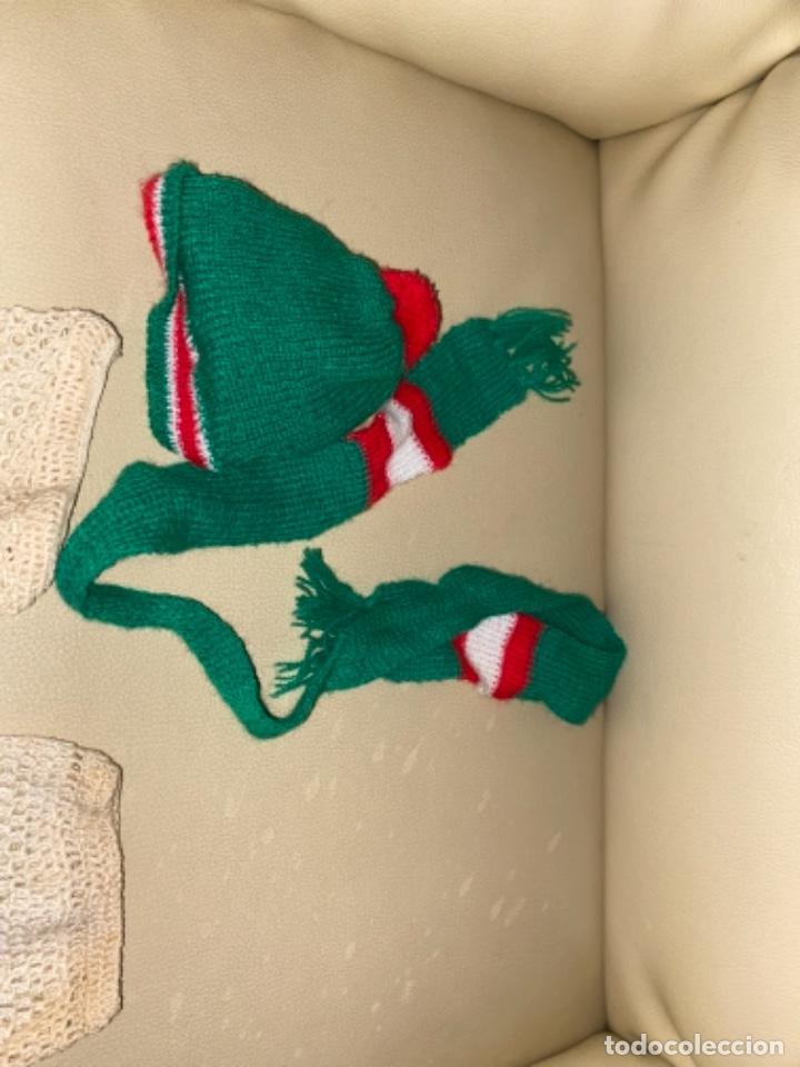 Muñecas Nancy y Lucas: Gorro bufanda medias leotardos para Muñeca NANCY DE FAMOSA - Foto 4 - 234755830