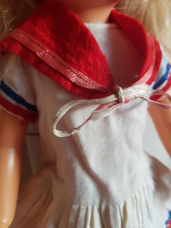 Muñecas Nancy y Lucas: VESTIDO MARINERO DE NANCY DE FAMOSA - Foto 4 - 234941095