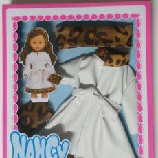 Muñecas Nancy y Lucas: VESTIDO DE INVIERNO NANCY COLECCIÓN, REEDICIÓN. Lote 235795395
