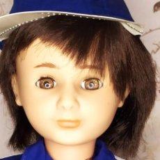 Muñecas Nancy y Lucas: GUAPO LUCAS FORMULA 1 ORIGINAL DE LOS 80 (LEER DESCRIPCION). Lote 235821080