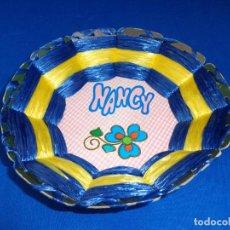 Muñecas Nancy y Lucas: NANCY - CURIOSA BANDEJA NANCY! SM. Lote 235830305