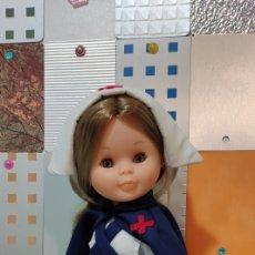 Muñecas Nancy y Lucas: NANCY ENFERMERA REEDICIÓN DEL 2013. LEER DESCRIPCIÓN Y VER FOTOGRAFÍAS. Lote 236271405