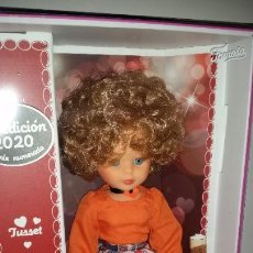 Muñecas Nancy y Lucas: NANCY REEDICIÓN TUSSET EN CAJA PRECINTADA. Lote 236610690