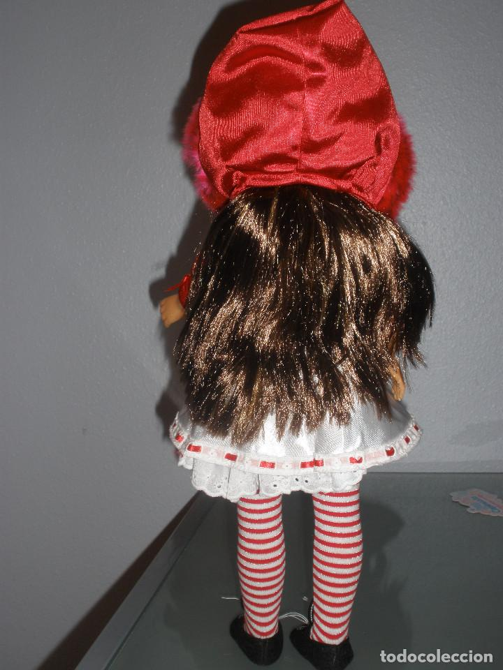 Muñecas Nancy y Lucas: Nancy new colección Vestidos de cuento Caperucita. - Foto 4 - 236708020