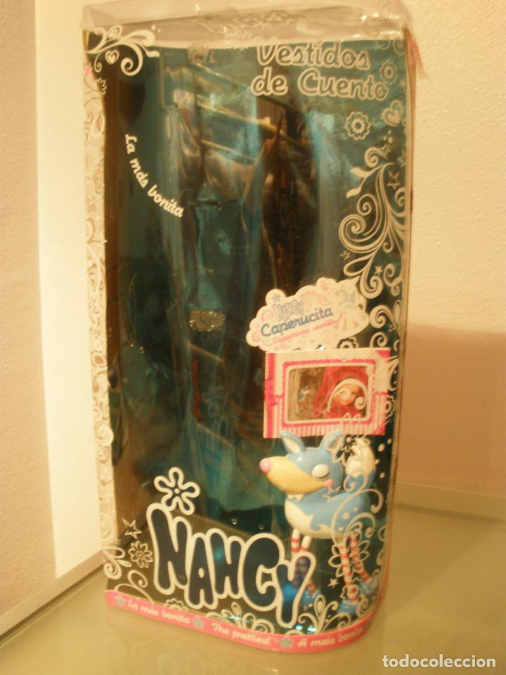 Muñecas Nancy y Lucas: Nancy new colección Vestidos de cuento Caperucita. - Foto 8 - 236708020