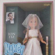 Muñecas Nancy y Lucas: NANCY NOVIA ION FIZ. Lote 238414705