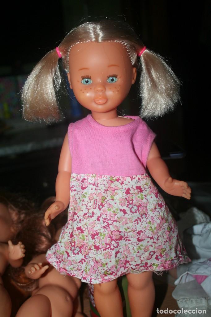 Muñecas Nancy y Lucas: muñeca nancy años 80 pecosa - Foto 2 - 239457465