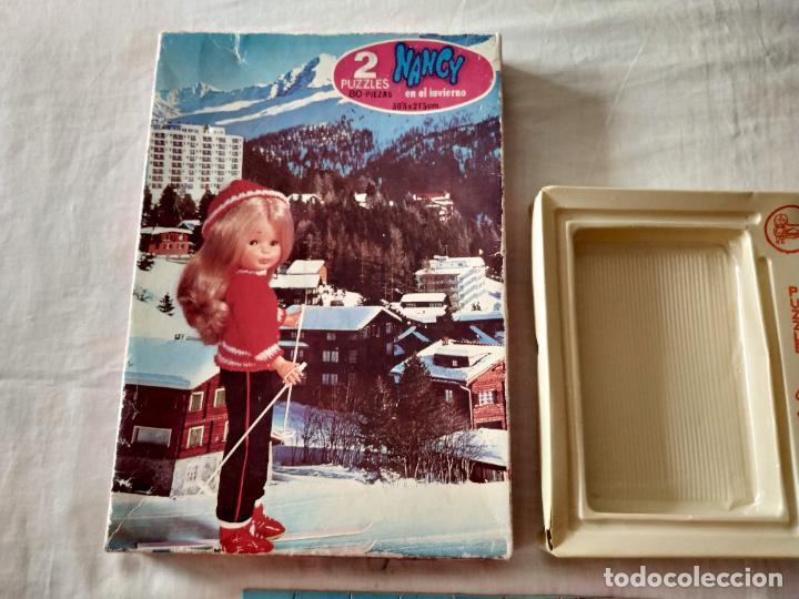 Muñecas Nancy y Lucas: Puzzle Nancy - Foto 3 - 239812780