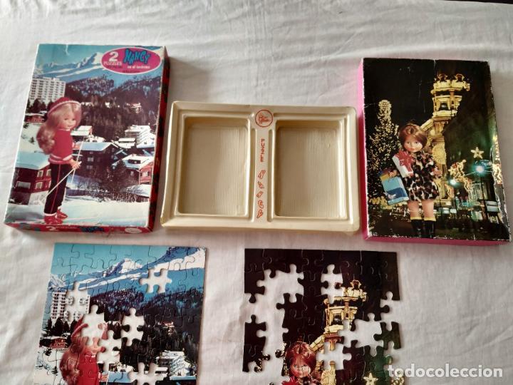 Muñecas Nancy y Lucas: Puzzle Nancy - Foto 6 - 239812780