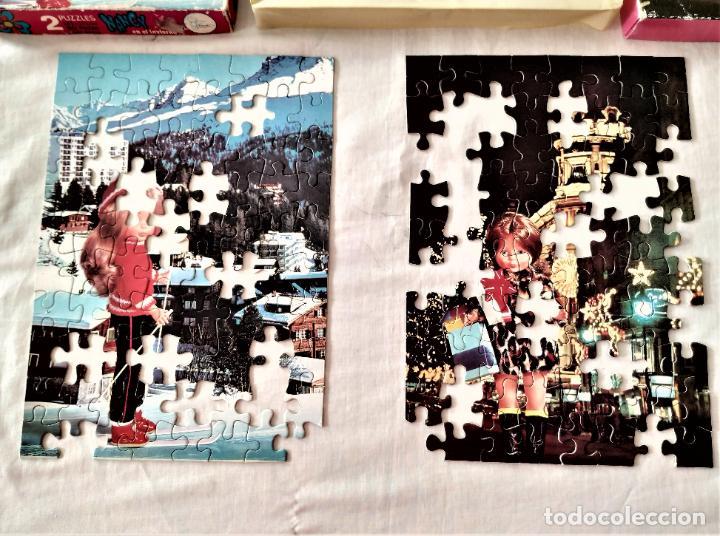 Muñecas Nancy y Lucas: Puzzle Nancy - Foto 7 - 239812780