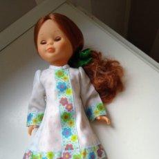 Bonecas Nancy e Lucas: VESTIDO ARTESANAL NANCY NEW O CLÁSICA. Lote 195480326