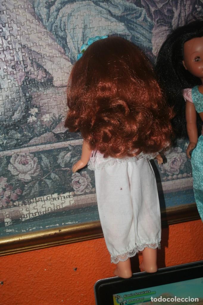 Muñecas Nancy y Lucas: muñeca nancy pelirroja - Foto 5 - 242845705