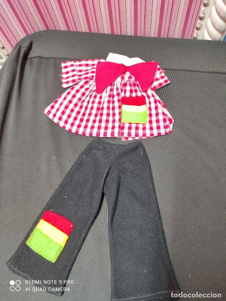 CONJUNTO NANCY PINTORA (Juguetes - Muñeca Española Moderna - Nancy y Lucas, Vestidos y Accesorios)