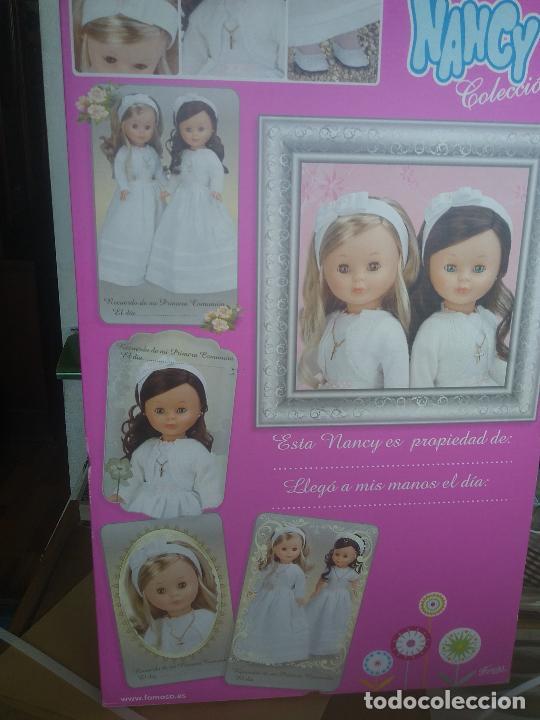 Muñecas Nancy y Lucas: Reedición Nancy mi primera comunión famosa - Foto 3 - 243766120