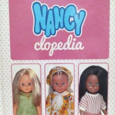 Muñecas Nancy y Lucas: NANCYCLOPEDIA TAPA DURA. Lote 243918660