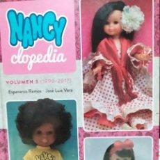 Muñecas Nancy y Lucas: NANCYCLOPEDIA VOLUMEN 3 TAPA DURA. Lote 243919045