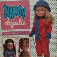 Muñecas Nancy y Lucas: NANCYCLOPEDIA TAPA DURA VOLUMEN 2. Lote 243919530