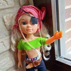 Bambole Nancy e Lucas: MUÑECA NANCY NEW DE FAMOSA VESTIDA DE PIRATA. Lote 244668005