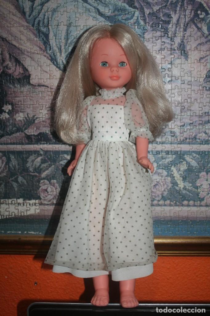 Muñecas Nancy y Lucas: muñeca nancy cumpleaños feliz funcionando - Foto 2 - 245928020