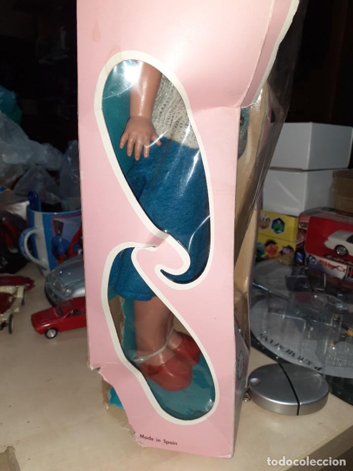 Muñecas Nancy y Lucas: Nancy Abril.Original años 70.Ojos de margarita en caja. - Foto 8 - 245974025
