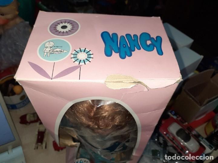Muñecas Nancy y Lucas: Nancy Abril.Original años 70.Ojos de margarita en caja. - Foto 13 - 245974025