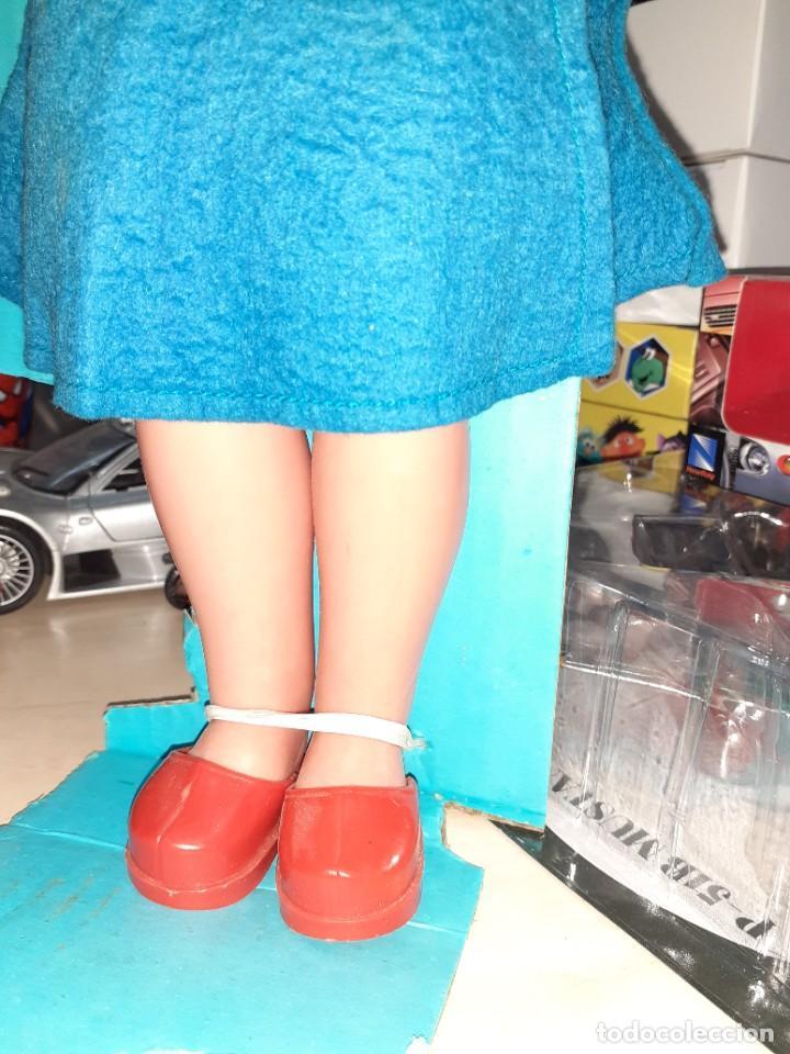 Muñecas Nancy y Lucas: Nancy Abril.Original años 70.Ojos de margarita en caja. - Foto 18 - 245974025