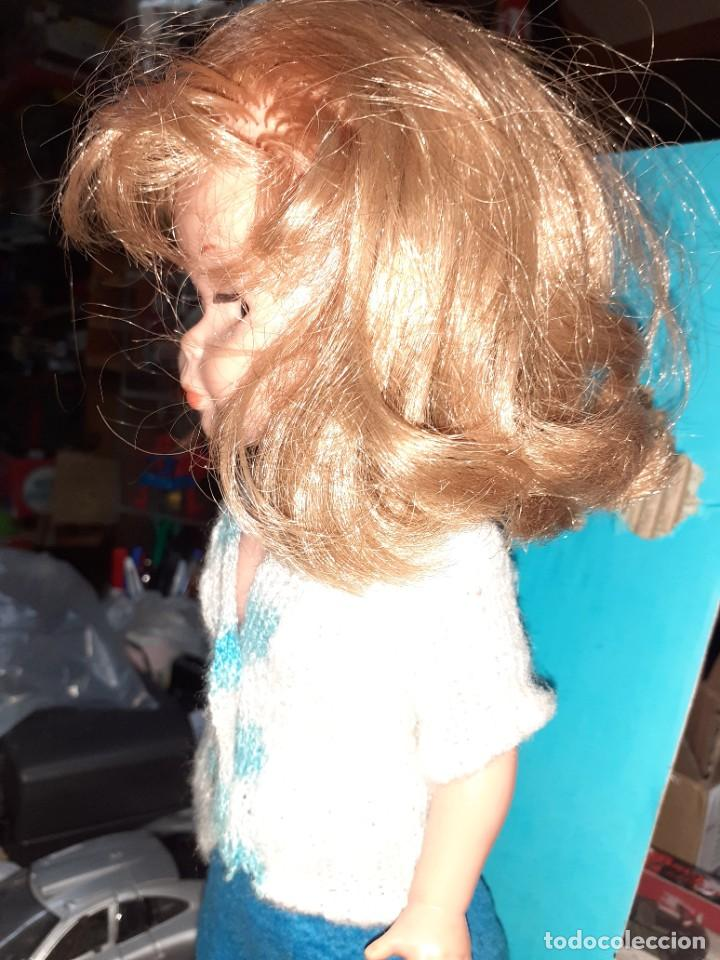 Muñecas Nancy y Lucas: Nancy Abril.Original años 70.Ojos de margarita en caja. - Foto 20 - 245974025