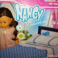 Muñecas Nancy y Lucas: MUÑECA NANCY DE FAMOSA REEDICIÓN DE 1974 - CAMA - 2016 - SIN ABRIR. Lote 249214570