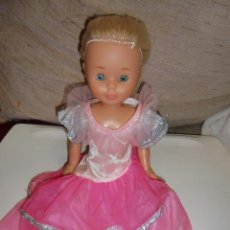Bonecas Nancy e Lucas: NANCY CON VESTIDO - FIJENSE EN LAS FOTOS ADJUNTAS. Lote 249379690